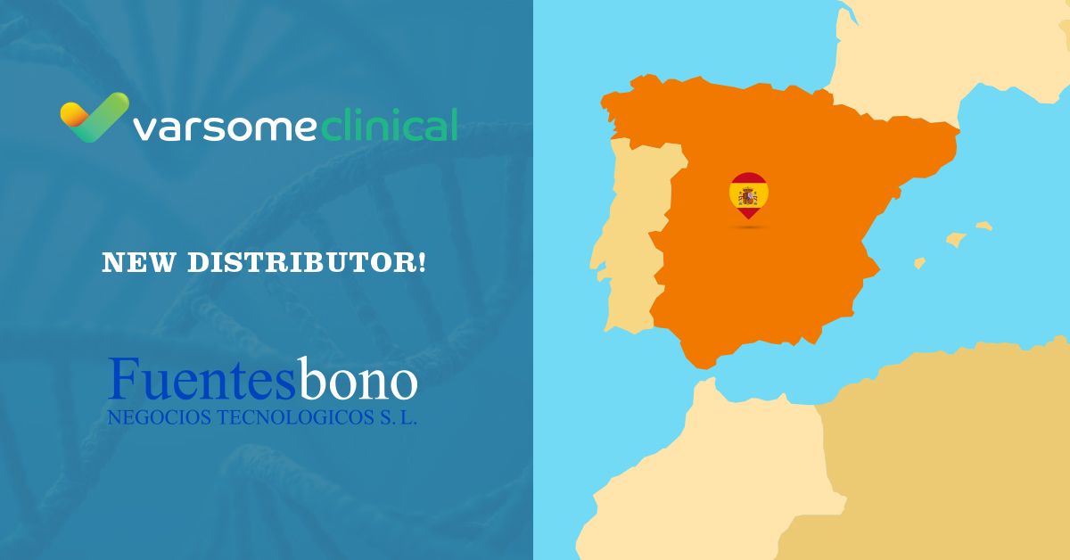 FBNT to distribute VarSome Clinical in Spain